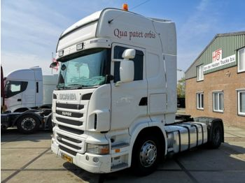 Tractor unit Scania R 440 A 4X2 | RETARDER | NIGHT AIRCO | TOPLINE