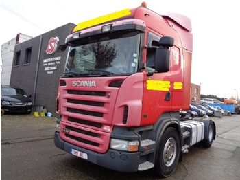 شاحنة جرار Scania R 440 highline retarder E 4
