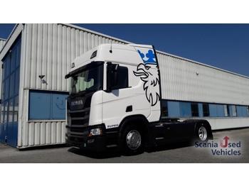 Scania R 450 A4X2NA E6 Automatik  Hydraulik - شاحنة جرار