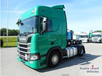 تأجير تمويلي Scania R 450 A4x2NA Highline SCR only ! - شاحنة جرار