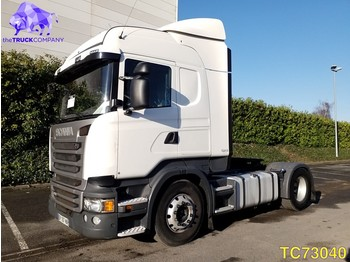 Scania R 450 Euro 6 RETARDER - شاحنة جرار