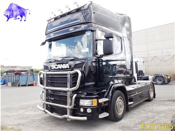 Scania R 450 Euro 6 RETARDER - tractor unit