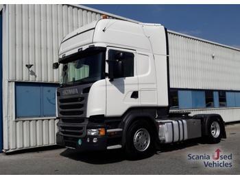 Scania R 450 LA4X2MNA E6 Topline SCR only  4 Balg HA - شاحنة جرار