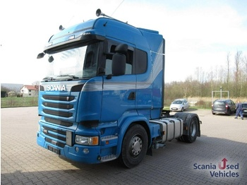 شاحنة جرار Scania R 450 LA4X2MNA SCR only Hydraulik