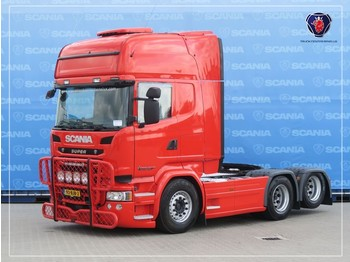 Scania R 450 LA6X2MNB | SCR ONLY | DIFF | SLIDING DISH | ROOF AIRCO | MICROWAVE - tractor unit