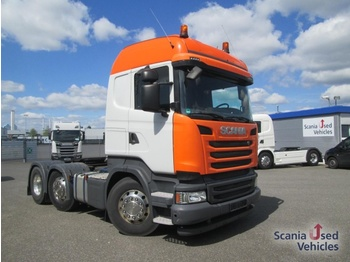 Scania R 450 LA6x2/4MNA Euro 6 SCR only Lenk Liftachse - tractor unit