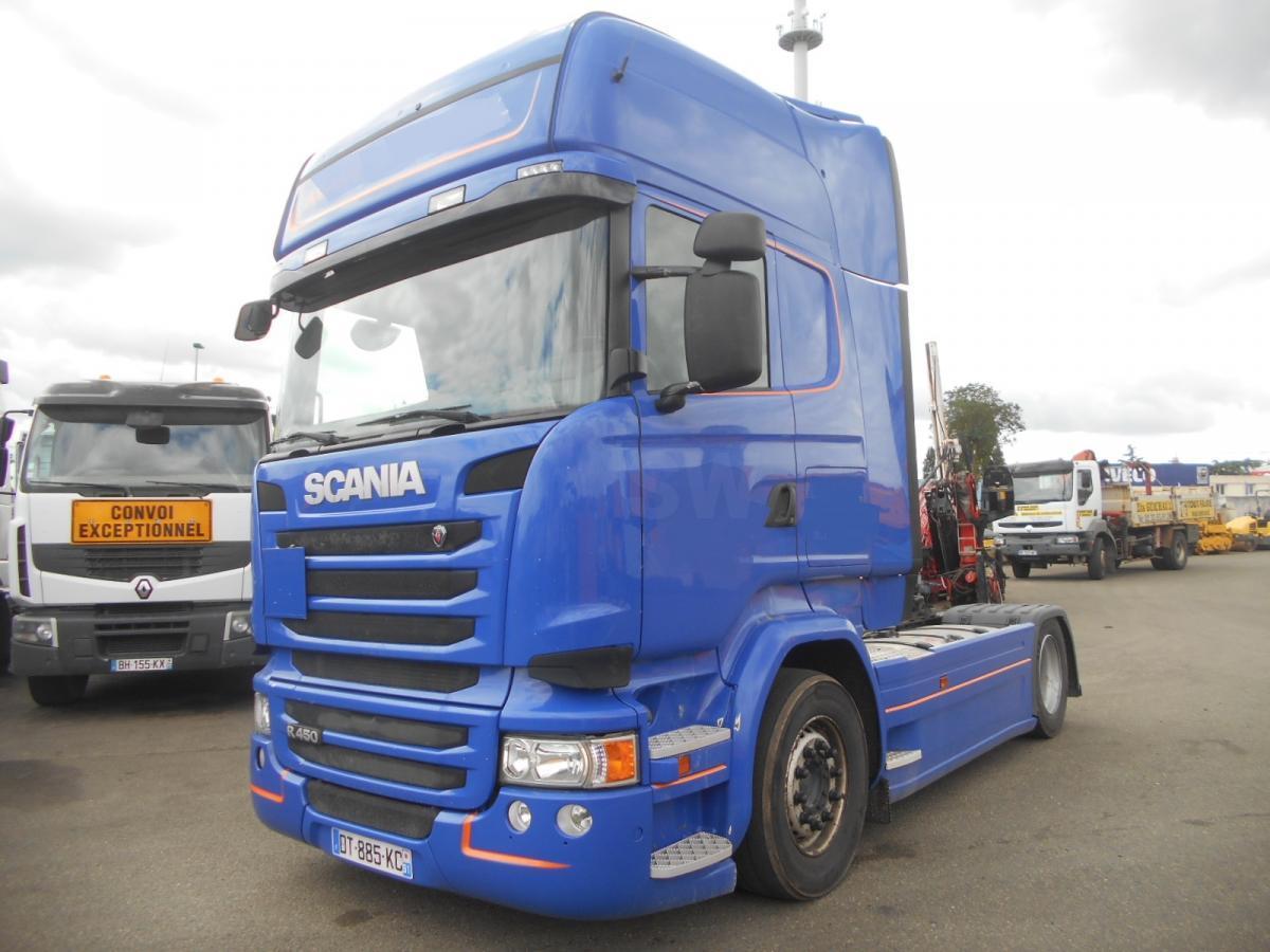 tractor unit Scania R 480