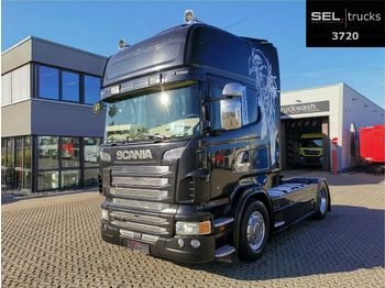 Scania R 480 / Retarder / 2 Tanks  - tractor unit