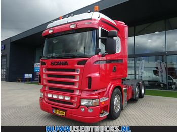 Scania R 480 Voll. luchtgeveerd  - tractor unit