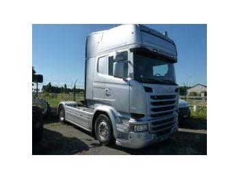 Scania R 490 - tractor unit