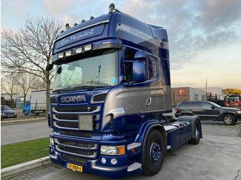 Tractor unit Scania R 500 4X2 ADR + RETARDER + HYDRAULIEK