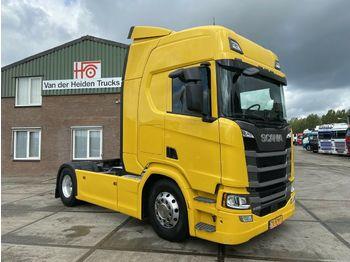 Tractor unit Scania R 500 A4X2NA Retarder | PTO | APK