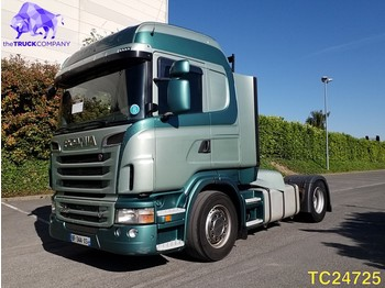 Scania R 500 Euro 5 RETARDER - شاحنة جرار