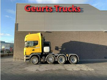Scania R 500 LA 8X4/4HNC HEAVY DUTY TRACTOR 4X IN STOCK  - tractor unit