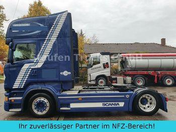 Tractor unit Scania R 500  TOPLINE LOW MEGA deutsch. Auto TOP- Zust.