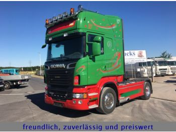Scania R 500 V8 *  VOLL * ACC * 1 HAND * TOPZUSTAND *  - tractor unit