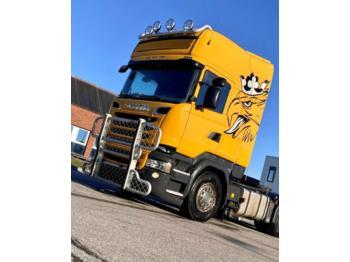 Scania R 520 V8 euro 6 tractor unit 520 hp 6x2  - شاحنة جرار