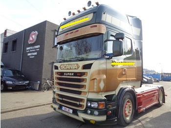 "شاحنة جرار Scania R 560 Topline Showtruck ADR 485""km"