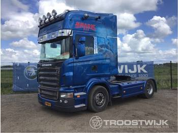 Scania R 580 4x2 - شاحنة جرار