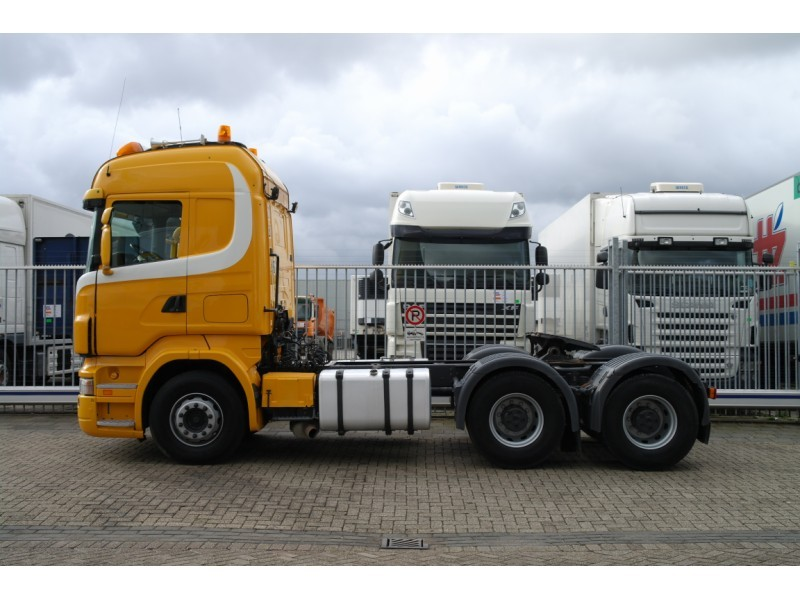 scania r 580 v8 6x4 manual gearbox highline tractor unit from rh truck1 eu Scania V8 Interior Scania V8 Engine Specs