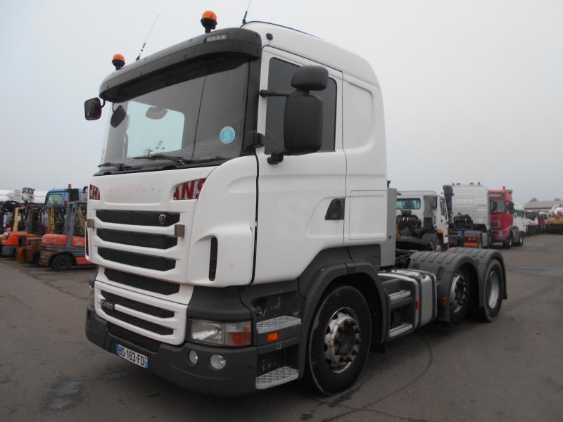 tractor unit Scania R R 480