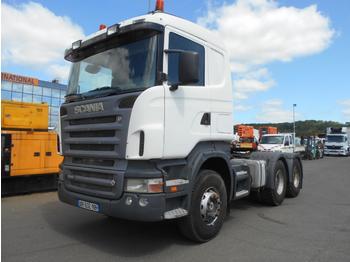 Scania R R 500 - tractor unit