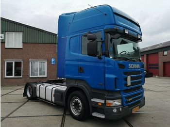 Tractor unit Scania R-Serie | TOPLINE | RETARDER | MANUAL