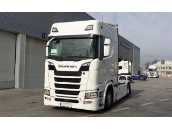 Scania S520 - شاحنة جرار