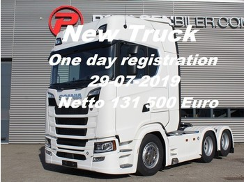 Tractor unit Scania S520 6x2 2950mm