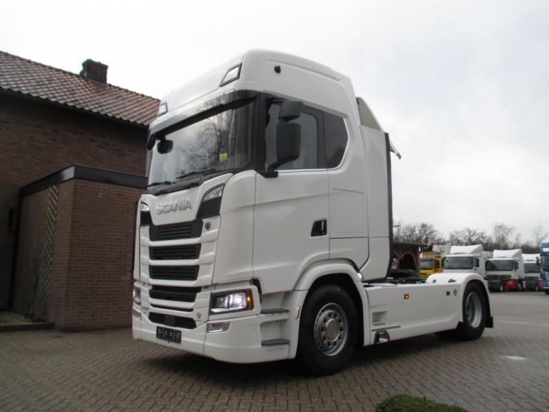 Tractor unit Scania S730 FULL FULL Options !! - Truck1 ID: 2461329