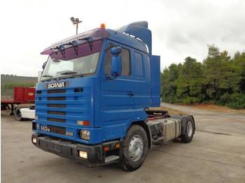 Scania SCANIA 143M.500 (4X2) STREAMLINE - tractor unit