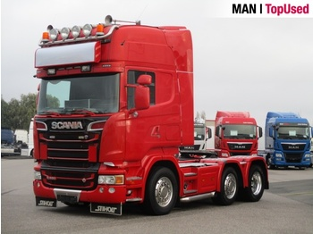 Scania Scania R620 V8 - tractor unit