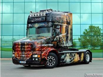 Scania T580 TOPLINE TORPEDO SPECIAL SHOW TRUCK ONE OF A KIND - شاحنة جرار