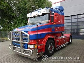 Scania T 500 - tractor unit