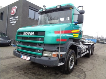 Scania T 580 Torpedo 105 T Topshape! - tractor unit