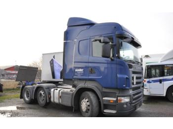 Tractor unit Scanis R420 6X2