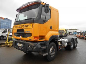 Tractor unit Sisu 12E480