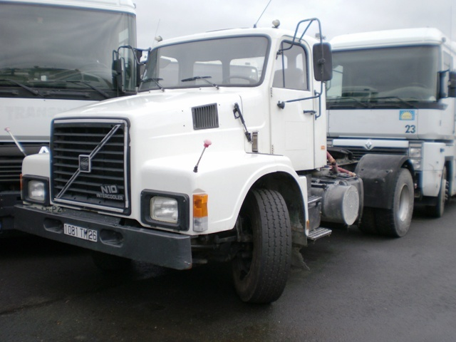 Volvo N10 Tractor Unit From France For Sale At Truck1 Id
