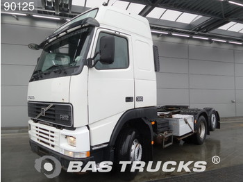 Tractor unit Volvo FH12 380 Liftachse Manual Euro 3
