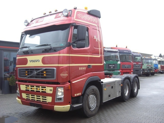 volvo fh12 460 6x4 globetrotter tractor unit from germany 1998 Volvo S90 Repair Manual Online Volvo Diagrams