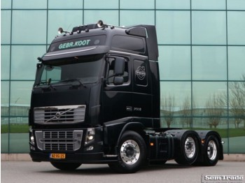 Tractor unit Volvo FH16 700 6X2 EURO 5 OCEAN RACE EDITION SUPER CONDITION HOLLAND TRUCK