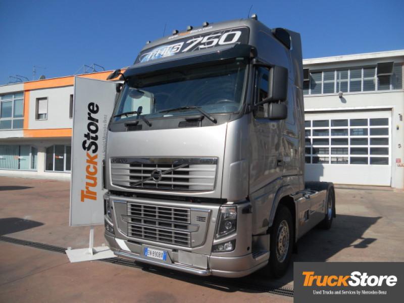 Tractor Unit Volvo Fh16 750 Truck1 Id 2107686