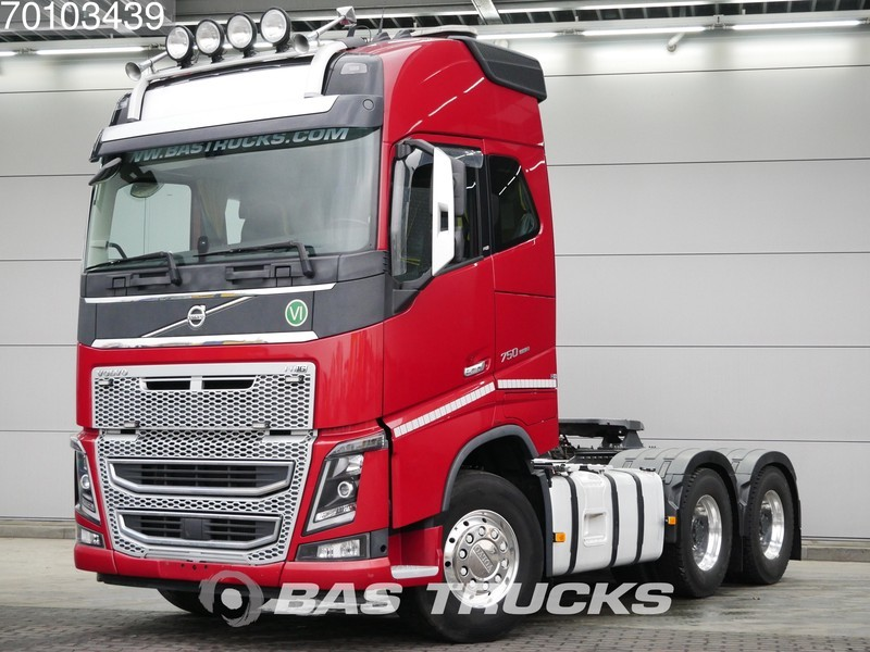Tractor Unit Volvo Fh16 750 6x4 Hydraulik Retarder Acc Euro 6 Truck1 Id 3525078