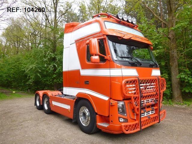 Tractor Unit Volvo Fh16 750 6x4 Xxl Top Retarder Hub Reduction Eu Truck1 Id 2498073