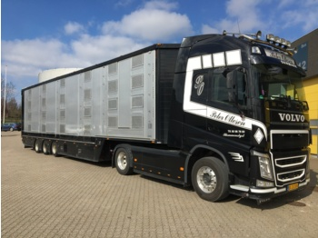 Volvo FH500 with Finkl Trailer - tractor unit