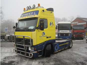 Volvo Fh 12 420 Globetrotter Royal Class Tractor Unit From
