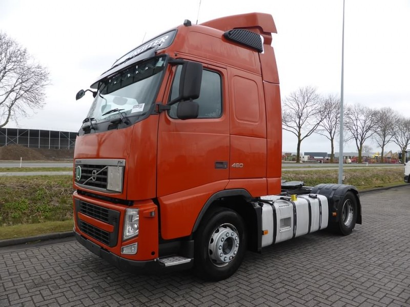 Volvo Fh 13 460 Manual Tractor Unit From Netherlands For