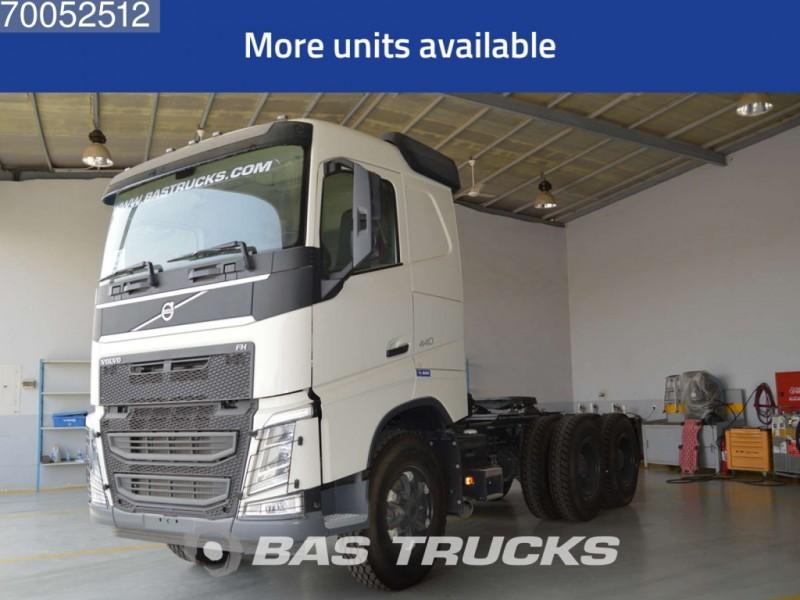 new volvo fh 440 6x4 model 2016 manual steel hub tractor unit rh truck1 eu Volvo 444 Volvo 440 Turbo