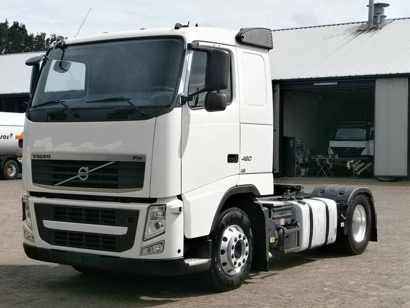 volvo fh 460 4x2 tractor unit from netherlands for sale at. Black Bedroom Furniture Sets. Home Design Ideas