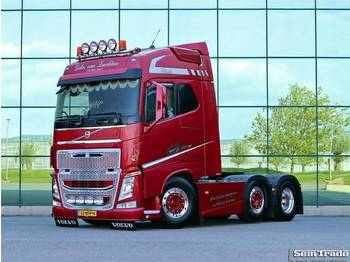 Tractor unit Volvo FH 460 DUAL CLUTCH EURO 6 FULL AIR TOP CONDITION HOLLAND TRUCK